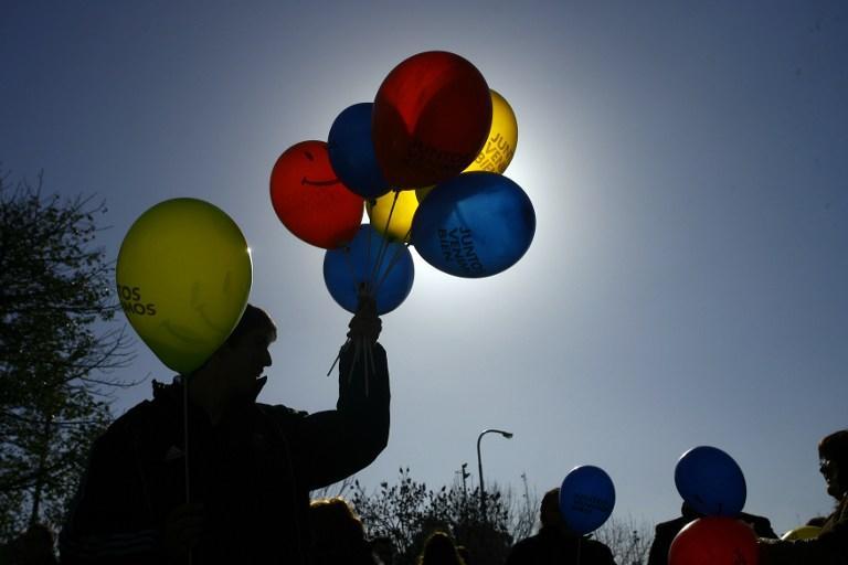 Южная Корея запретила запускать воздушные шары в сторону КНДР