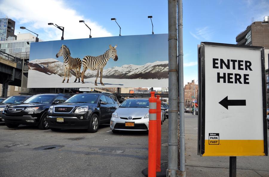 Парковка для машины обошлась немке почти в €70 тыс.