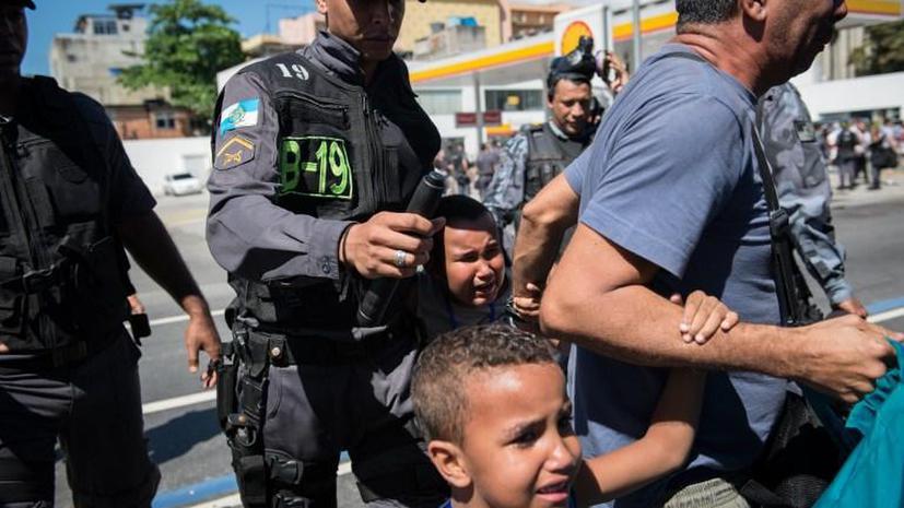 Бразилия запретила игрушечное оружие