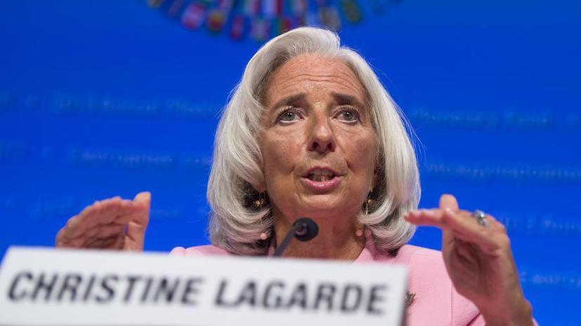 Глава МВФ: американские сенаторы могут поставить мир на грань рецессии