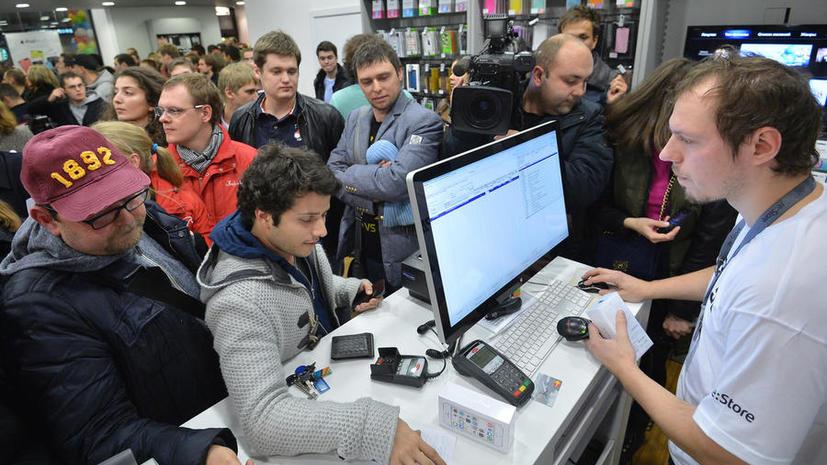 Продажи смартфонов в мире достигли рекорда