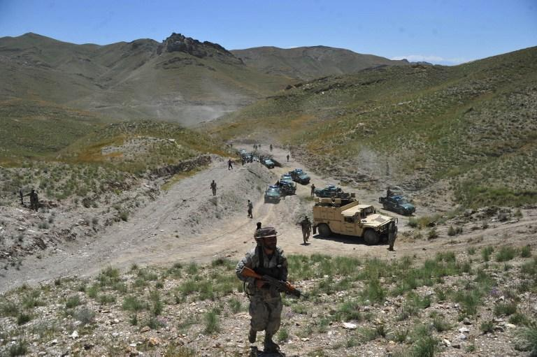 НАТО: пять солдат погибли при взрыве в Афганистане