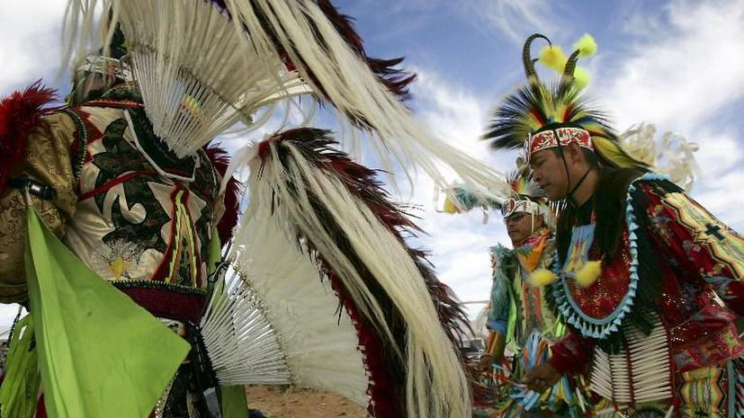 Среди юных индейцев в США резко выросло число самоубийств