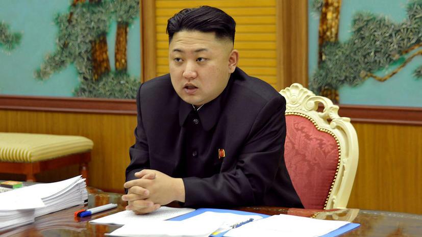 Северная Корея готовится к ядерной войне