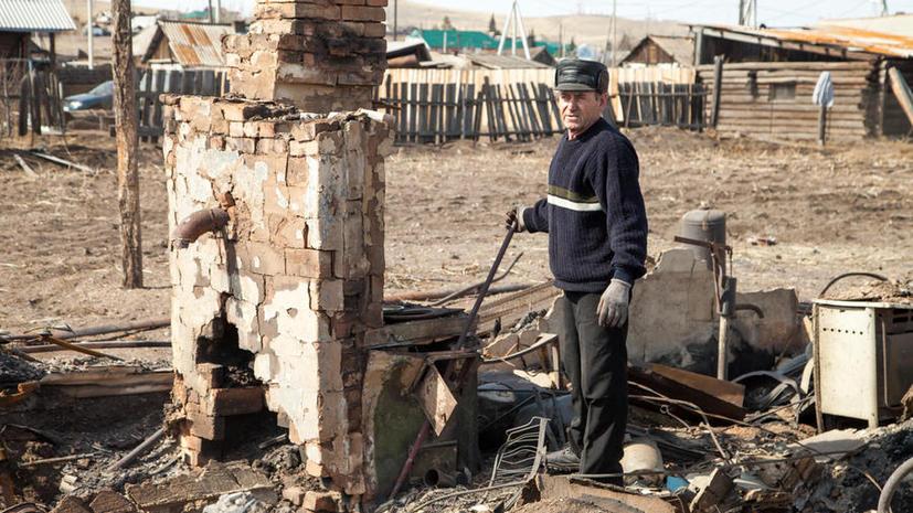 СМИ: Выявлены сотни нарушений в ходе ликвидации последствий пожаров в Хакасии