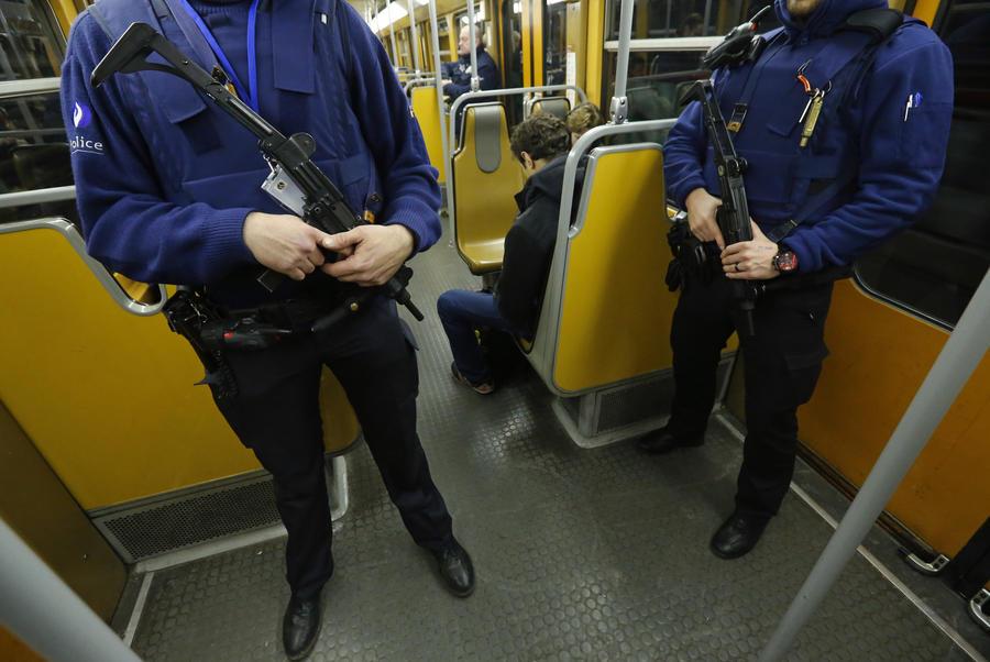 Один из участников нападения на Париж учился стрельбе в клубе Национальной полиции