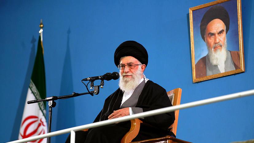 Иран отказался от переговоров с американцами один на один