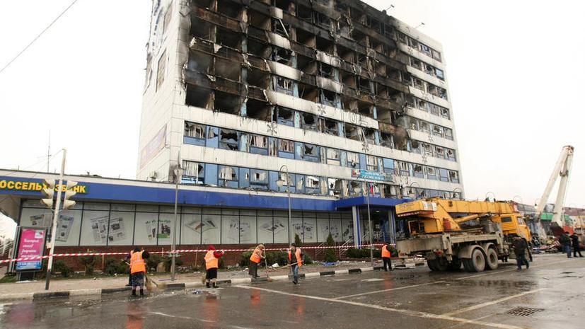 СМИ: В нападении на силовиков в Грозном подозревают организатора теракта в Домодедове в 2011 году