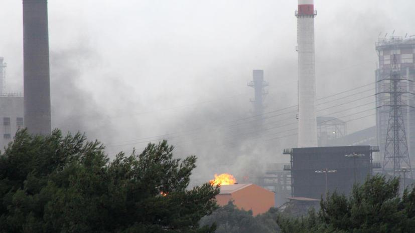 Итальянские металлурги спровоцировали вспышку заболеваний раком