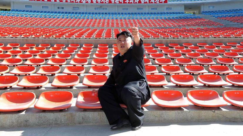КНДР предложила Южной Корее сесть за стол переговоров