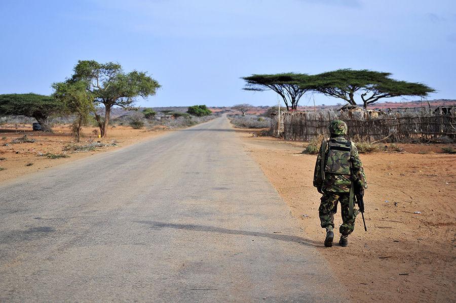 Великобритания может лишиться африканской военной базы