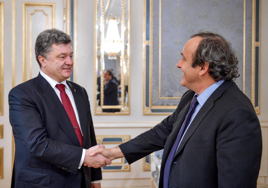 Глава УЕФА попросил Киев разрешить крымским клубам участвовать в чемпионате РФ