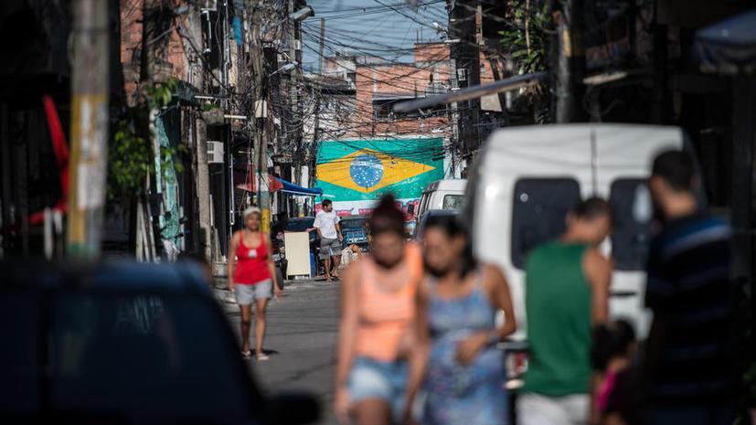Доклад: Накануне Чемпионата мира по футболу жители Сан-Паулу испытывают нехватку воды
