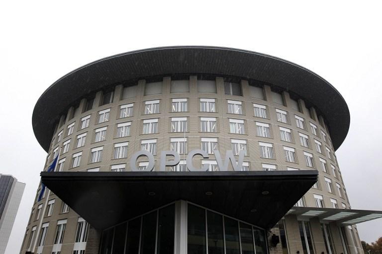 СМИ: химоружие могут вывезти из Сирии на датском судне