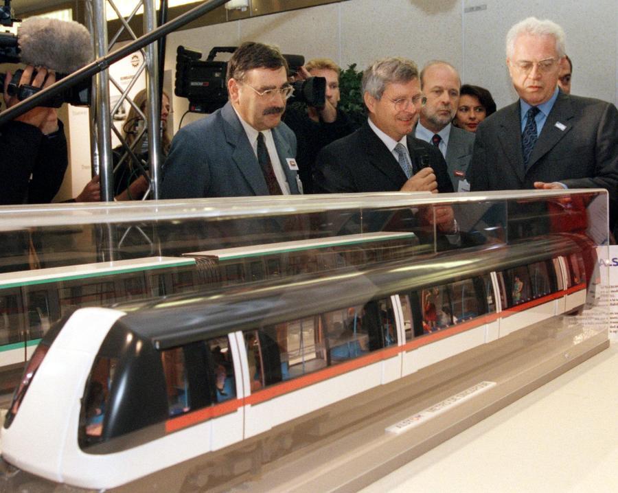 Московское метро откажется от машинистов в пользу автопилота