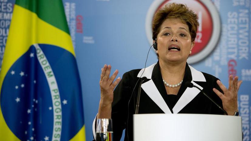 Бразилия призывает ЕС ускорить прокладку морского интернет-кабеля, чтобы избежать шпионажа со стороны США