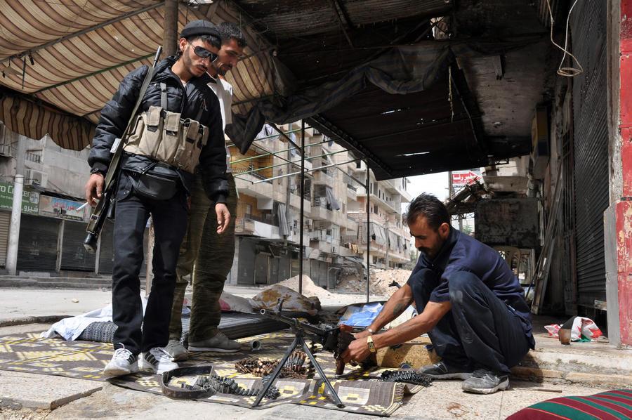 Госдеп США: Сирийская оппозиция заявила, что готова участвовать в «Женеве-2»