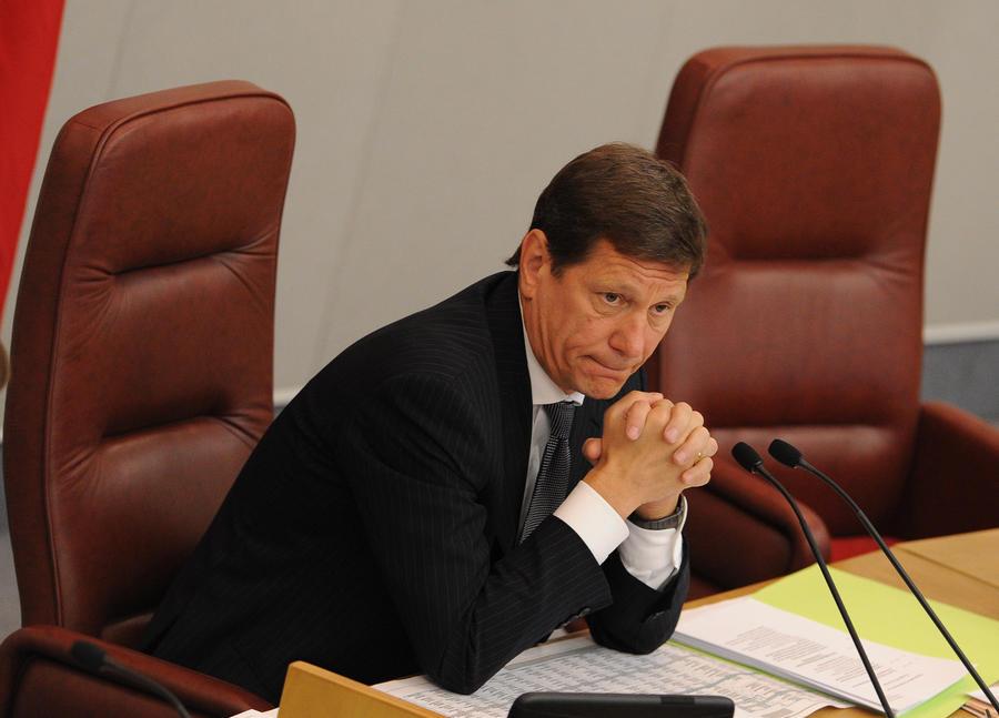 Александр Жуков: Решение о спецзаседании Госдумы по Украине можно принять только после возвращения делегации