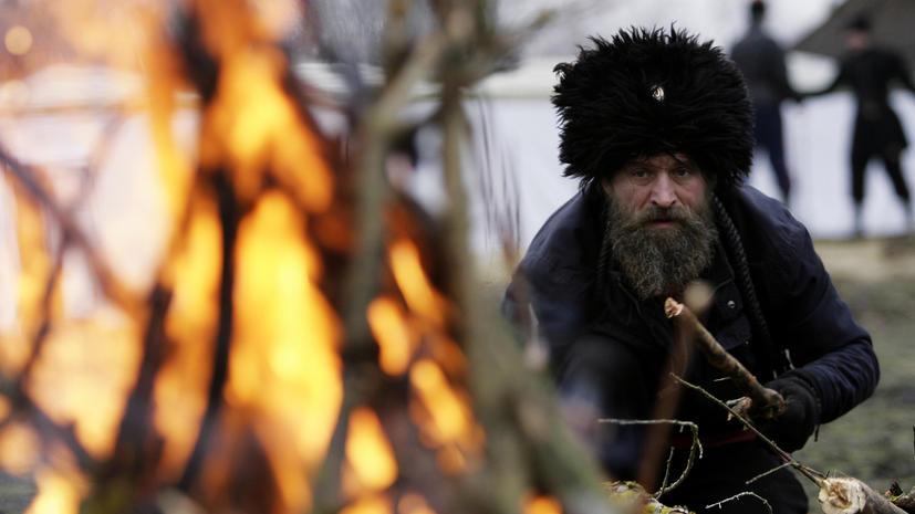 Казаки берут под контроль улицы юго-востока Москвы