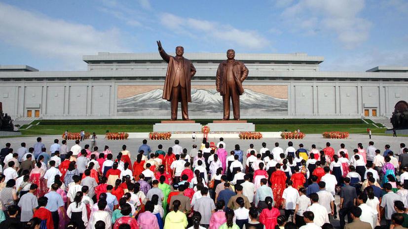 В КНДР арестован американец, руководивший шпионской сетью во времена Корейской войны