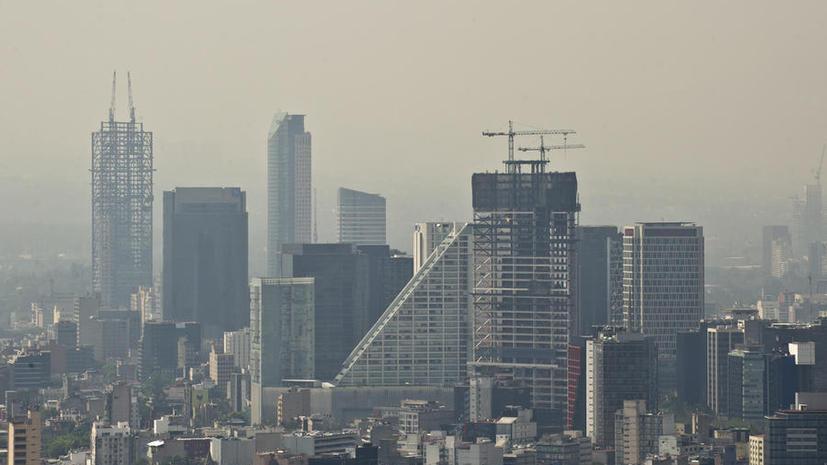 Исследование: Почти половина американцев живёт в городах с сильно загрязнённым воздухом