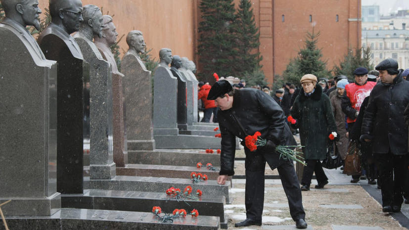 Захоронения с Красной площади могут перевезти в Мытищи