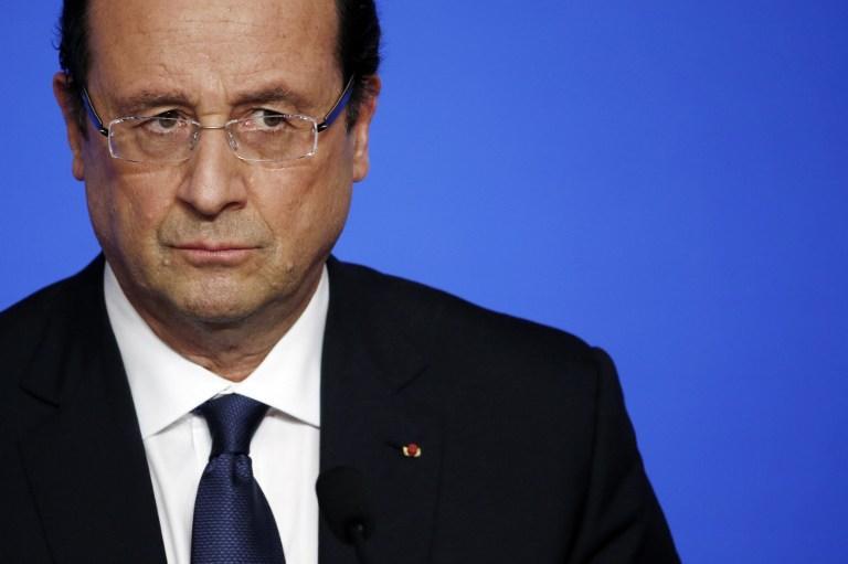 Франсуа Олланд: Франция могла самостоятельно нанести удар по Сирии
