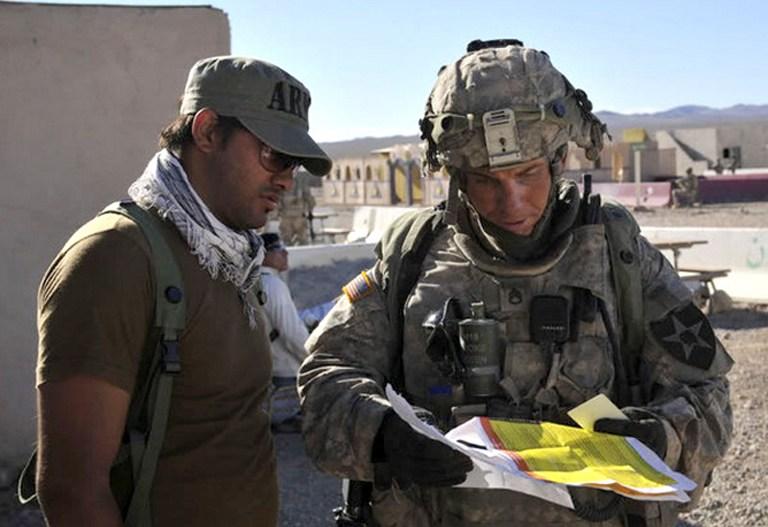 Афганцы дают показания против солдата США, убившего 16 мирных жителей
