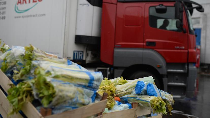 ФМС, полиция и Роспотребнадзор начали проверку овощебаз Москвы