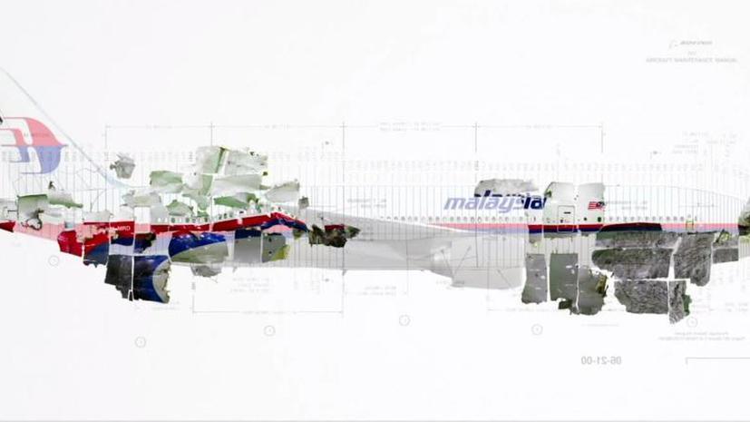 RT публикует выводы доклада Нидерландов о причинах крушения рейса MH 17