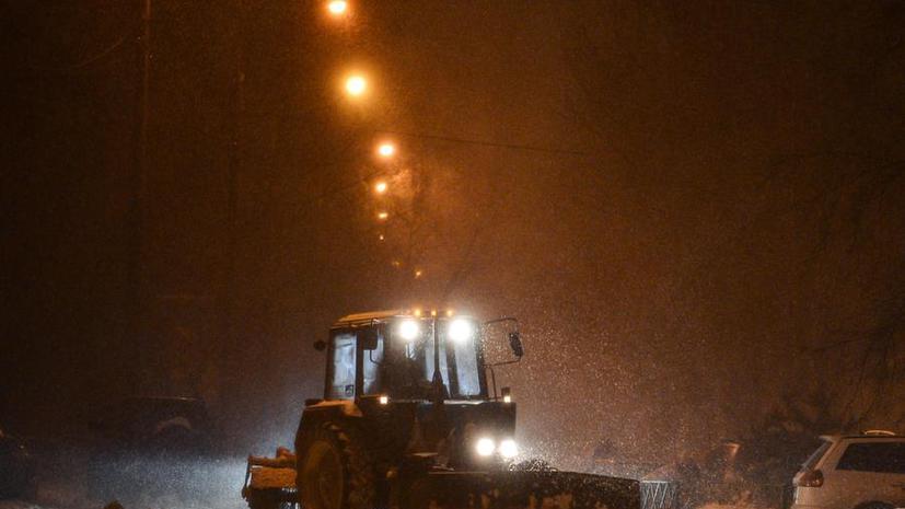 Ну здравствуй, снег: россияне делятся в соцсетях фотографиями заметённых городов