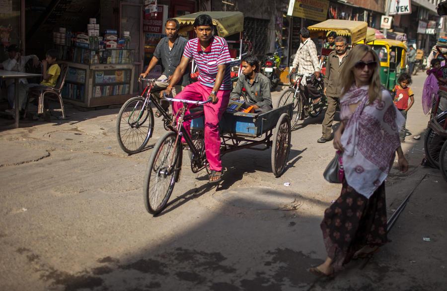 Американская туристка стала очередной жертвой группового изнасилования в Индии