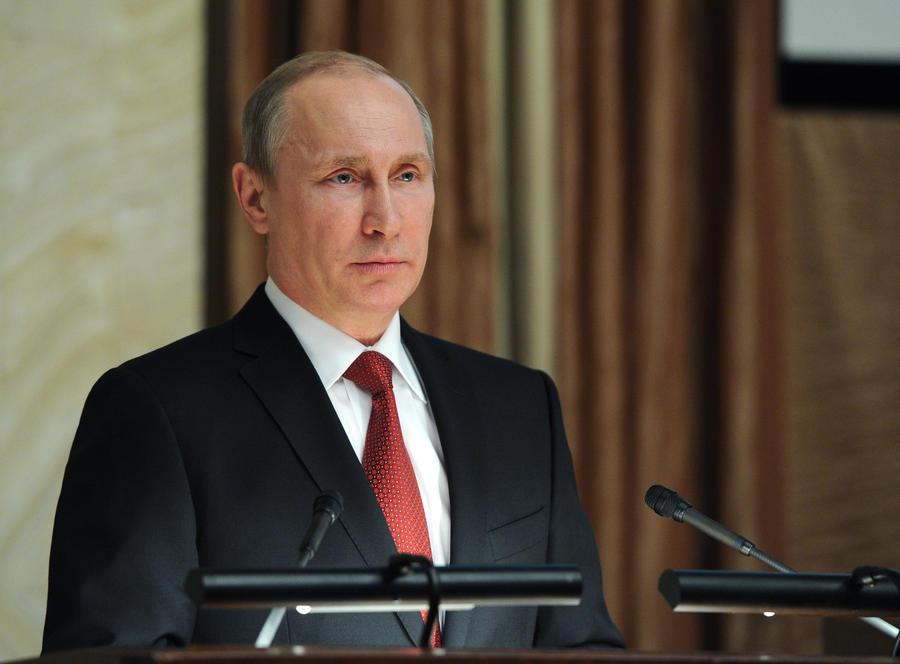 Владимир Путин: Процессы в Крыму откроют новые возможности для добросовестных бизнесменов