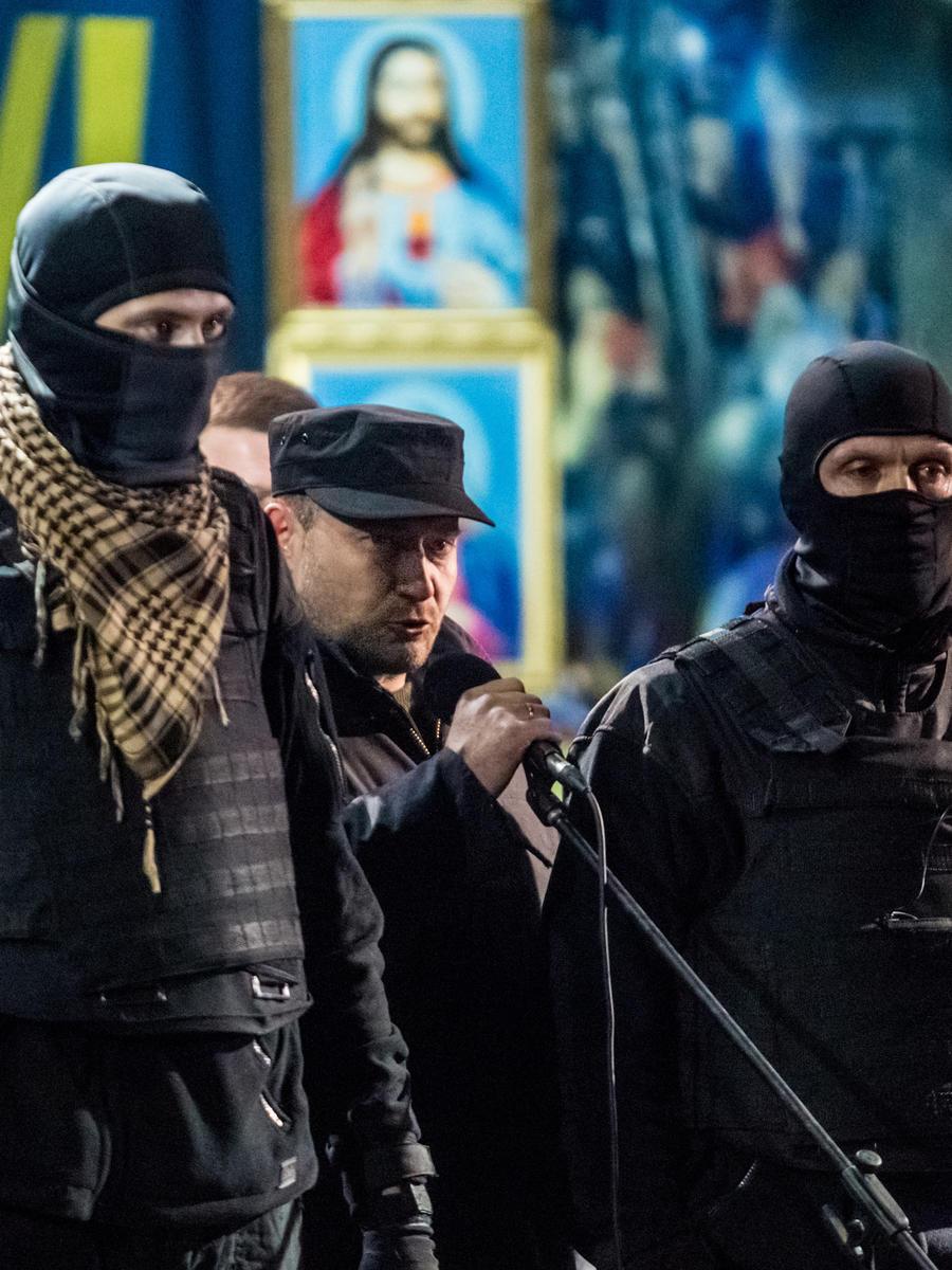 После смены власти на Украине раздаются открытые угрозы в адрес российских журналистов