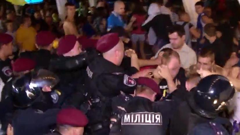 Украинские националисты после беспорядков в Одессе пообещали организовать там «второй майдан»