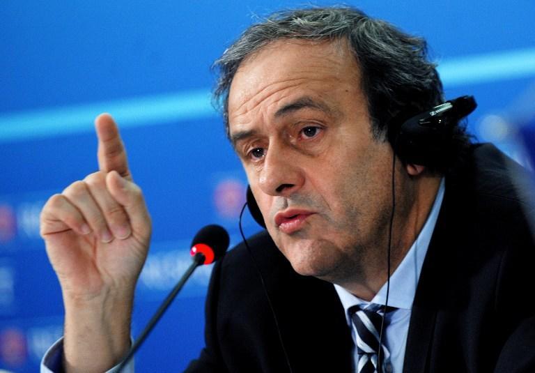 Мишель Платини считает объединенный чемпионат России и Украины ненужным