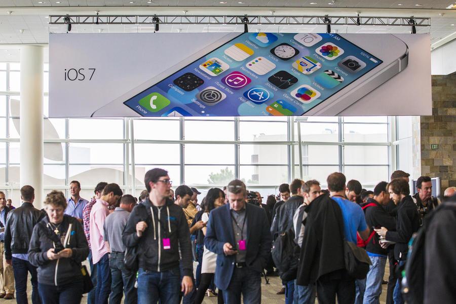 Операционная система iOS 7 вызывает плохое самочувствие