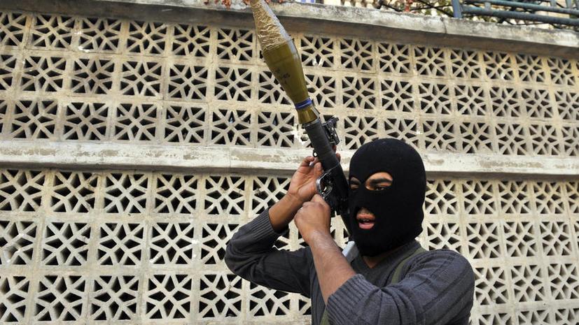 Ливанские контрабандисты поставляли румынские гранатометы сирийским боевикам