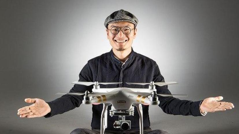 Ван Тао – главный инноватор индустрии БПЛА гражданского назначения