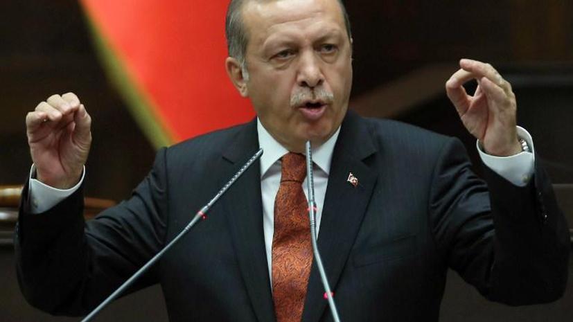 Премьер-министр Турции Эрдоган назвал действия Израиля в секторе Газа геноцидом