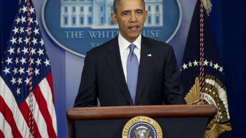 Барак Обама подписал законы о предоставлении помощи Украине и санкциях против России