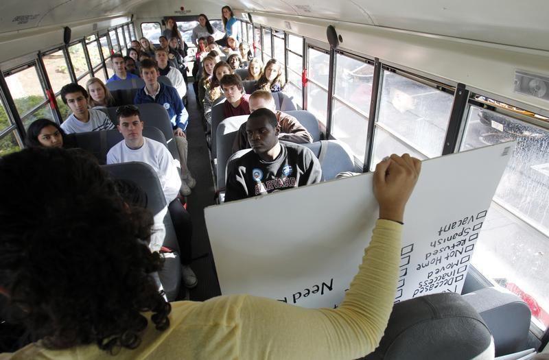Американские студенты идут учиться в вуз ради смены пола