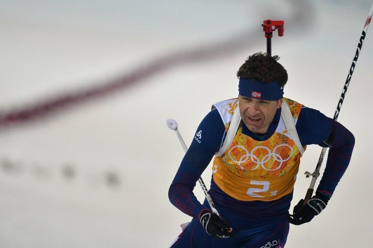 40-летний норвежский биатлонист Уле Эйнар Бьорндален не будет выступать на Олимпиаде-2018
