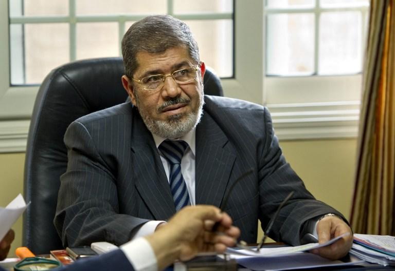 Мухаммед Мурси симулировал сердечный приступ, чтобы избежать суда