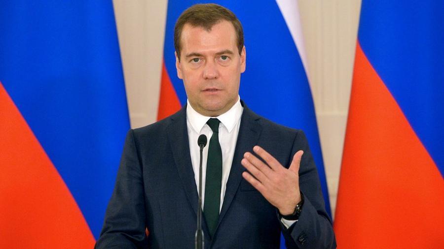 Дмитрий Медведев назвал окончательную цену на газ для Украины
