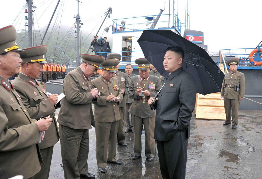 КНДР призывает Южную Корею к заключению мира