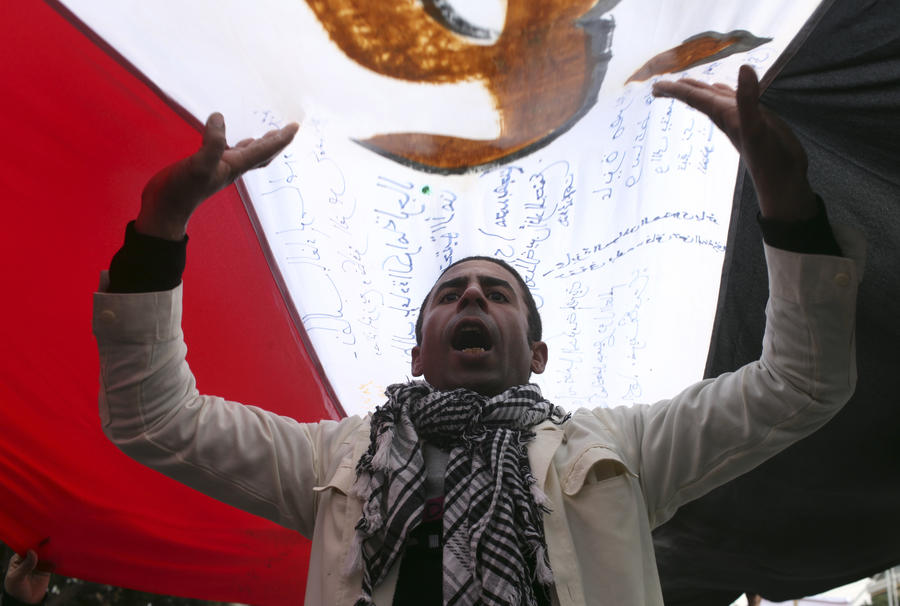 Копты потребовали выдворения посла Ливии из Египта