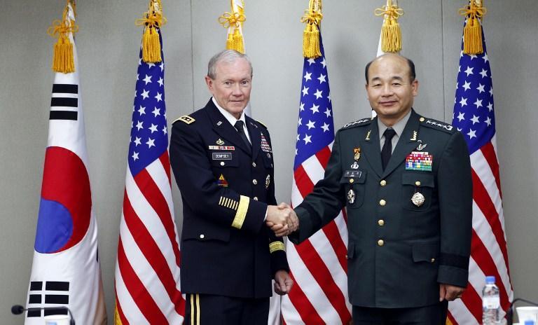США и Южная Корея отменили встречу военачальников, чтобы не злить КНДР