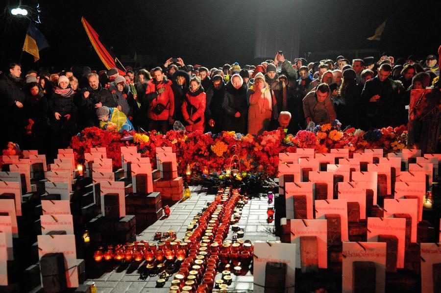Amnesty International: Виновные в гибели людей на Майдане в 2014 году так и не найдены