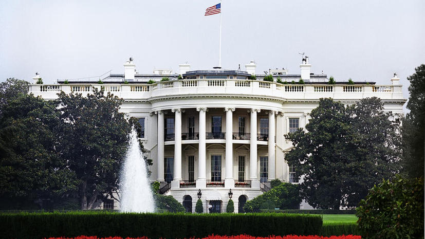 Белый дом США переходит на солнечную энергию